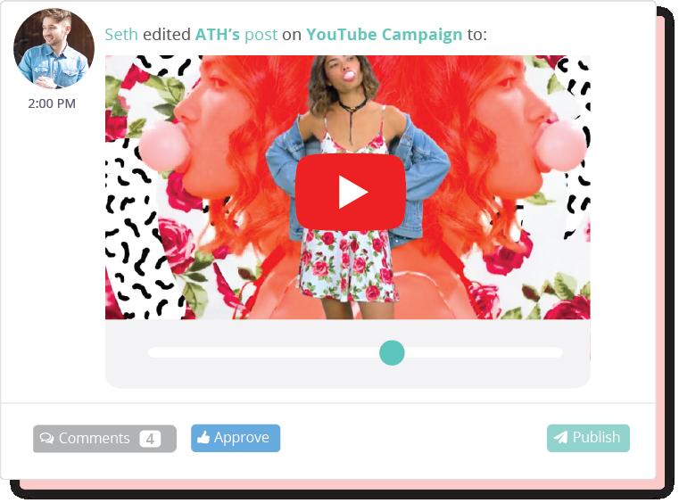 social media campaign tool