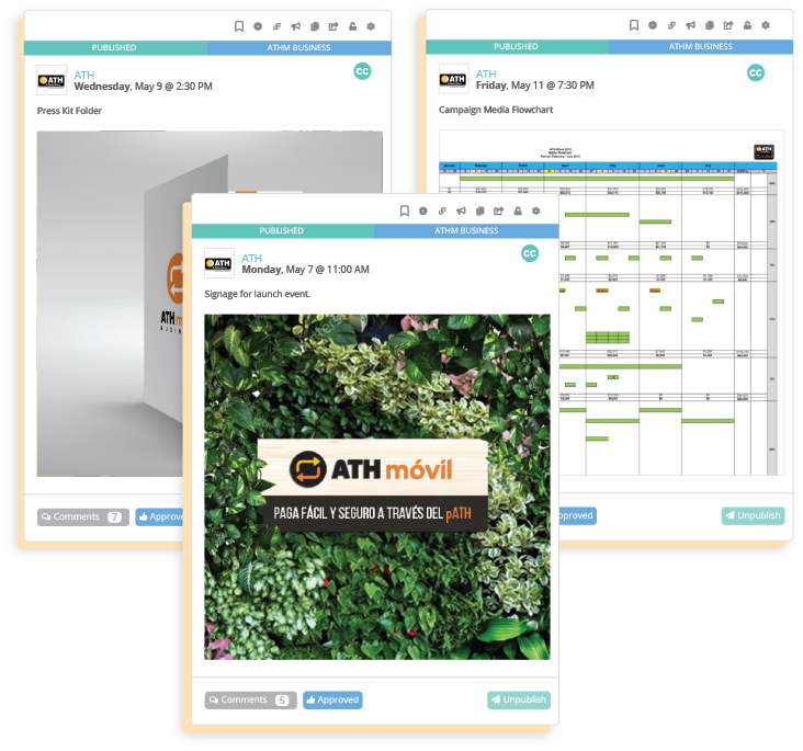You can create new campaigns in Sharelov to work on any collaborative scenario